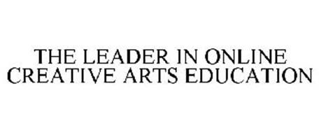 THE LEADER IN ONLINE CREATIVE ARTS EDUCATION