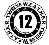 TWELVE W.E.A.T.H.E.R. ENVIRONMENT INSPIRED