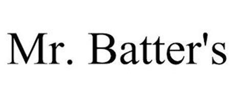 MR. BATTER'S