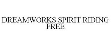 DREAMWORKS SPIRIT RIDING FREE