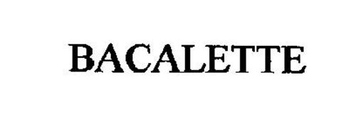 BACALETTE