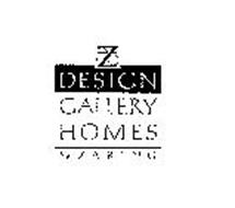 Z DESIGN GALLERY HOMES BY ZARING