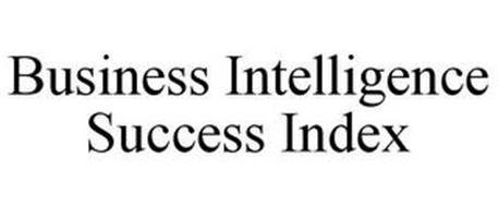 BUSINESS INTELLIGENCE SUCCESS INDEX