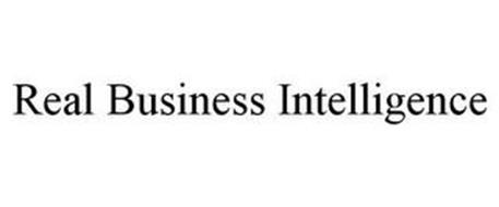 REAL BUSINESS INTELLIGENCE