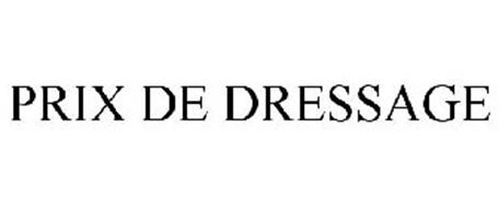 PRIX DE DRESSAGE