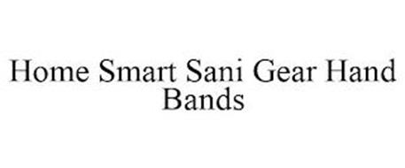 HOME SMART SANI GEAR HAND BANDS