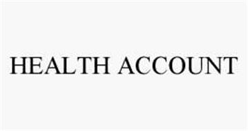 HEALTH ACCOUNT