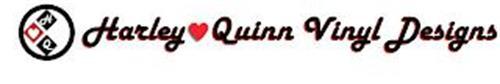 HQ HARLEY QUINN VINYL DESIGNS