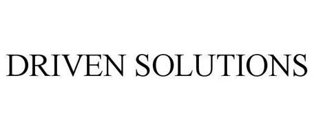 DRIVEN SOLUTIONS
