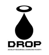 DROP DEVELOP RESOURCES | OVERCOME POVERTY