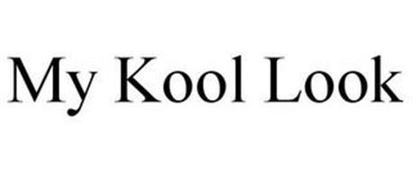 MY KOOL LOOK
