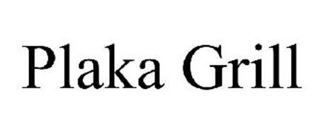PLAKA GRILL