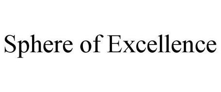 SPHERE OF EXCELLENCE