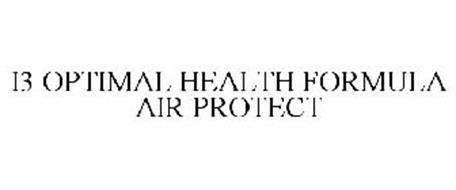 I3 OPTIMAL HEALTH FORMULA AIR PROTECT