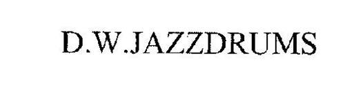 D.W.JAZZDRUMS
