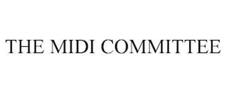 THE MIDI COMMITTEE