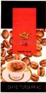 DEVOLLI PRINC CAFFE FANTASTIC AROMA CAFFE ' TURCA PRINC