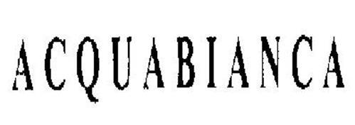 ACQUABIANCA