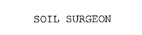 SOIL SURGEON