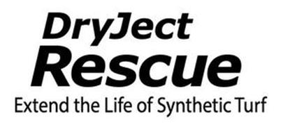 DRYJECT RESCUE EXTEND THE LIFE OF SYNTHETIC TURF