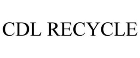 CDL RECYCLE