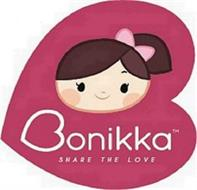 BONIKKA SHARE THE LOVE