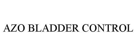 Azo Bladder Control >> AZO BLADDER CONTROL Trademark of DSM IP Assets B.V. Serial Number: 86140191 :: Trademarkia ...