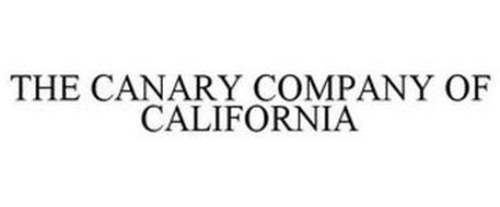 THE CANARY COMPANY OF CALIFORNIA