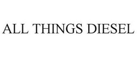 ALL THINGS DIESEL
