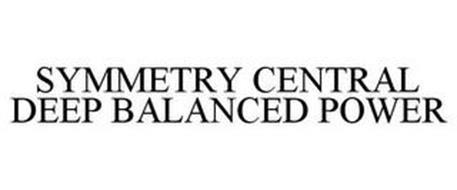 SYMMETRY CENTRAL DEEP BALANCED POWER