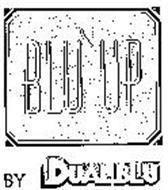 BLU'UP BY DUAL BLU