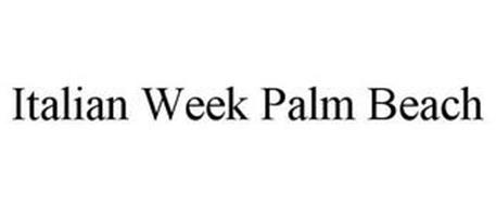 ITALIAN WEEK PALM BEACH