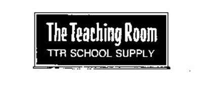 THE TEACHING ROOM TTR SCHOOL SUPPLY