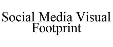 SOCIAL MEDIA VISUAL FOOTPRINT