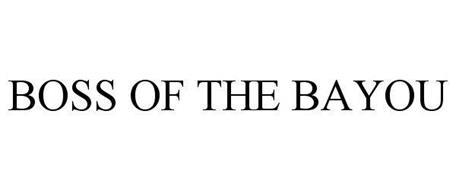 BOSS OF THE BAYOU