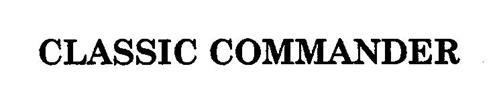 CLASSIC COMMANDER