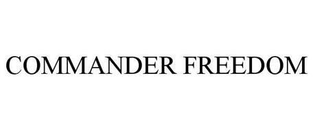 COMMANDER FREEDOM