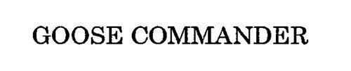 GOOSE COMMANDER