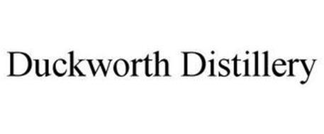 DUCKWORTH DISTILLERY