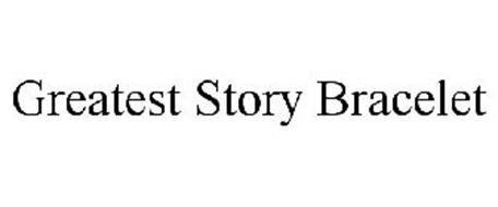 GREATEST STORY BRACELET