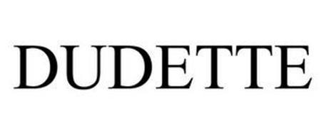 DUDETTE