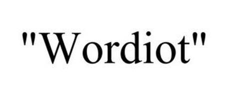 """""""WORDIOT"""""""