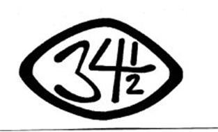 34 1/2