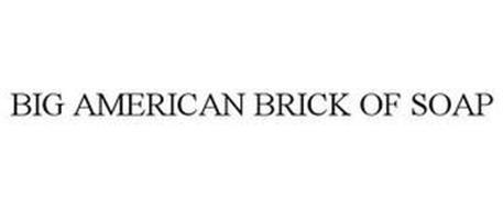 BIG AMERICAN BRICK OF SOAP