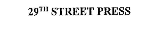 29TH STREET PRESS