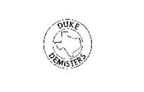 DUKE DEMISTERS