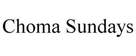 CHOMA SUNDAYS