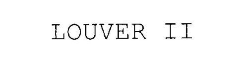 LOUVER II
