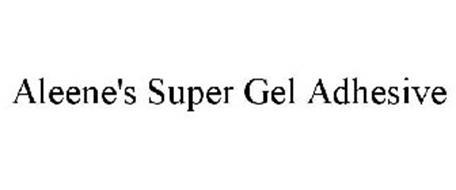 ALEENE'S SUPER GEL ADHESIVE
