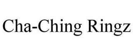 CHA-CHING RINGZ